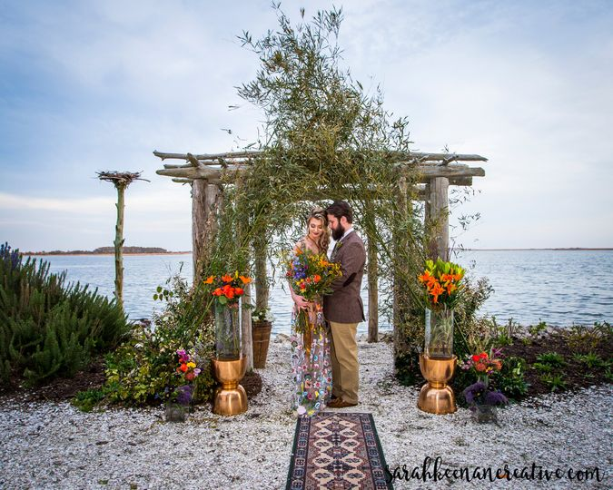 American Styled Shoot