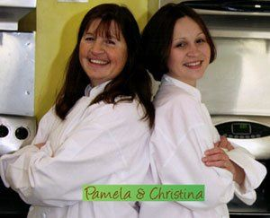 owners Pamela and Christina
