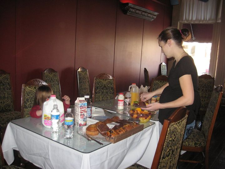 Tmx 1340993801377 Breakfastinblackwater Edgerton, KS wedding catering