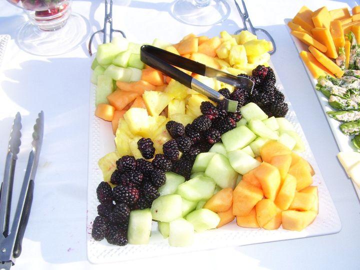 Tmx 1340994037288 Fruittray2 Edgerton, KS wedding catering