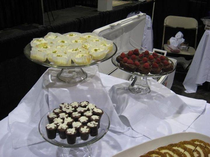 Tmx 1340994360105 Minidessertsdisplay Edgerton, KS wedding catering