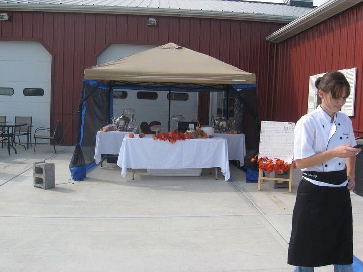Tmx 1340994577233 Stonepillarvineyarddisplay Edgerton, KS wedding catering