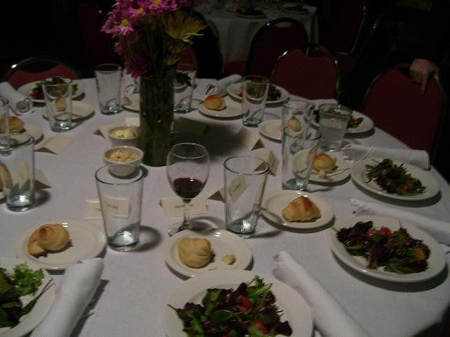 Tmx 1340994785812 Tablesetwithsaladandrolls Edgerton, KS wedding catering