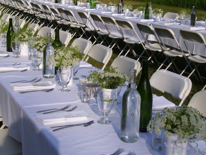Tmx 1340994802600 Tablesattheoutdoorwedding Edgerton, KS wedding catering