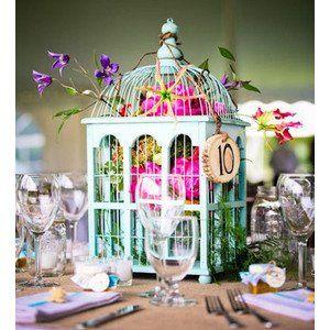 Tmx 1363104671432 Birdcagecenterpiece Waterloo wedding planner