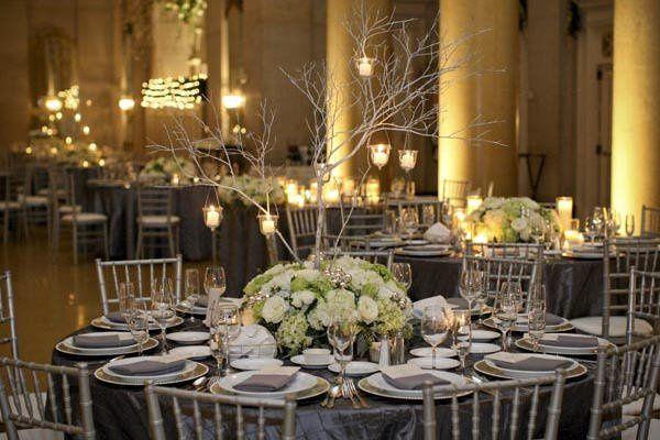 Tmx 1363104730235 Silverwithfloralweddingreception Waterloo wedding planner