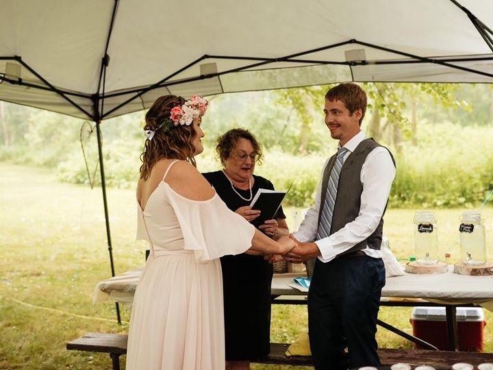 Tmx Cffd872c E627 4888 Bec9 6a8180c44edf 51 748966 1564459638 Milwaukee, WI wedding officiant