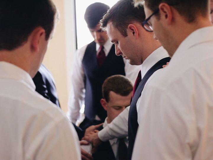 Tmx 1518124734 Ce0fd1d636d203b3 1518124732 F59ab629c917ddc9 1518124720759 18 Groomsmen Praying Baton Rouge, Louisiana wedding videography