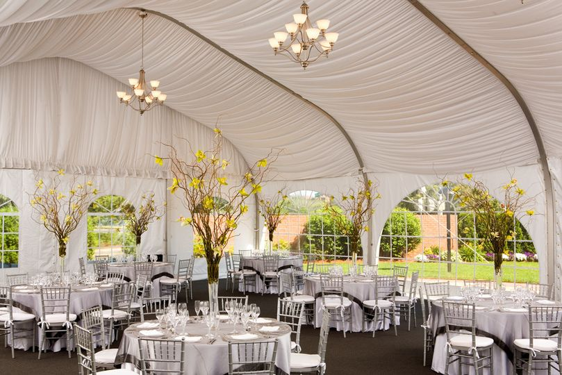 Riverside Pavilion Tent Located along the scenic Charles River, the Riverside Pavilion accommodates...