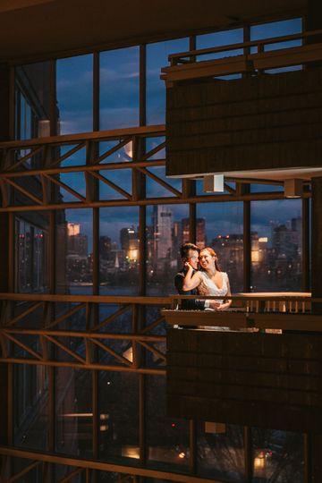 Suites Indoor Balcony