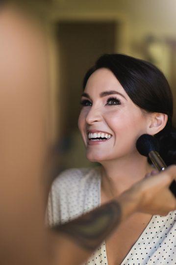 Face makeup | Tony Gambino Photography