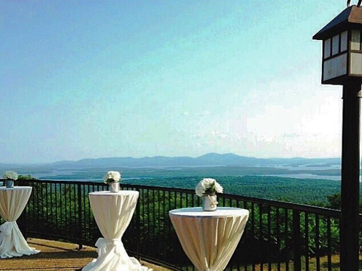 Tmx 1446823956120 Terrace Cocktail Hour Moultonborough, NH wedding venue