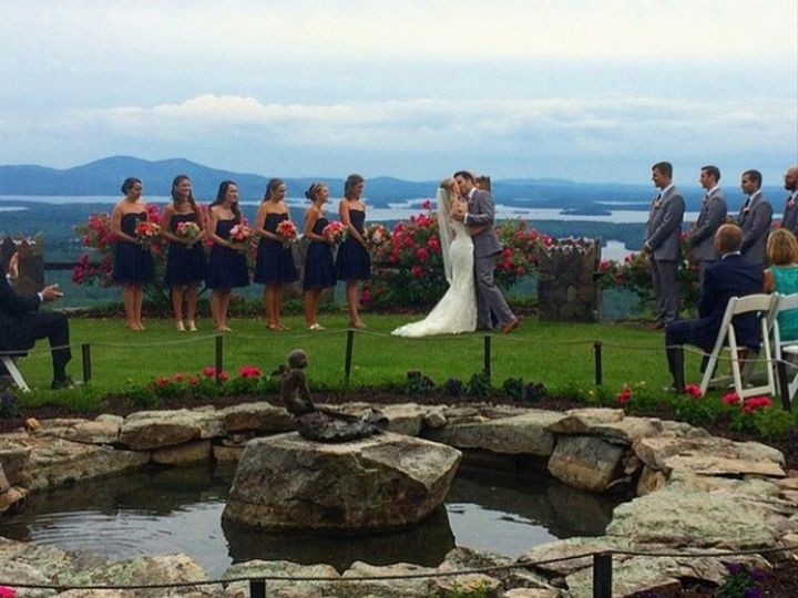 Tmx 1446824373837 Ceremony At Lucknow Moultonborough, NH wedding venue