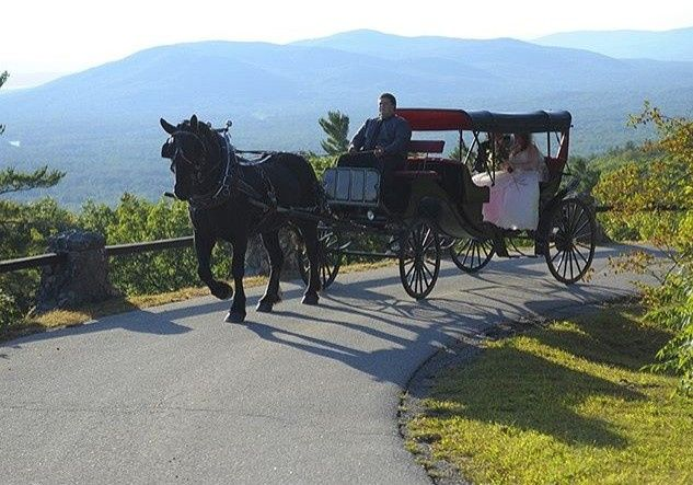 Tmx 1446831635649 Horse  Carriage Moultonborough, NH wedding venue