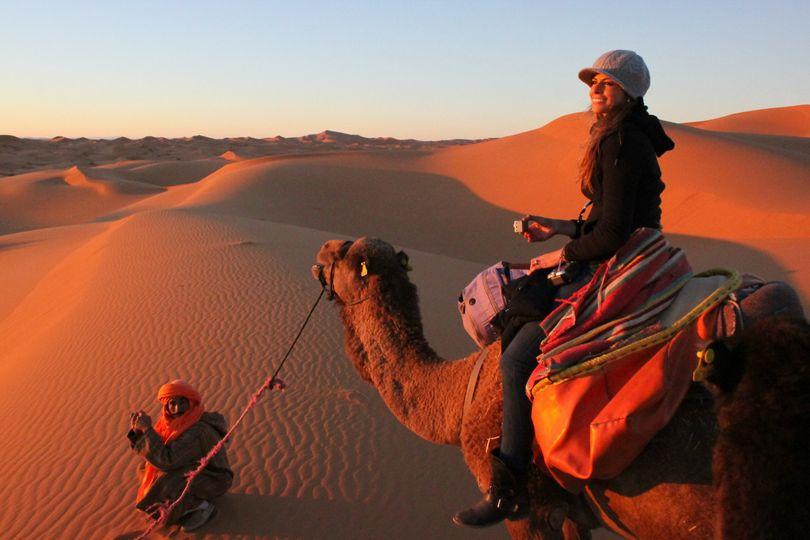 Sahara Desert vacation