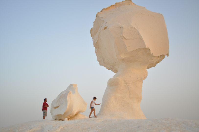 Sahara vacation