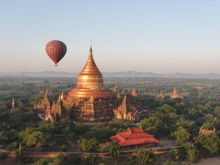 Bagan vacation