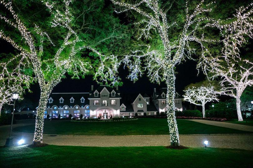 Winter Holiday Lights