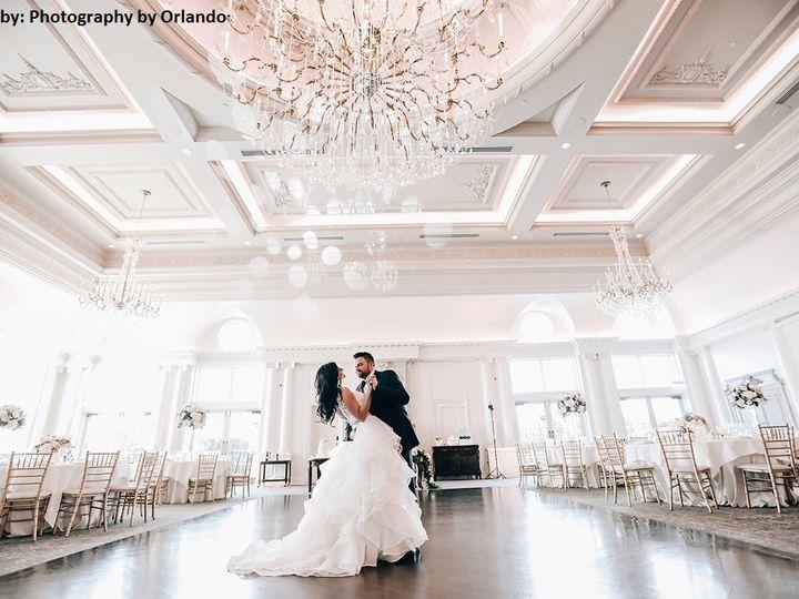 Tmx Ballroom White Lights March 51 922076 East Brunswick, NJ wedding venue