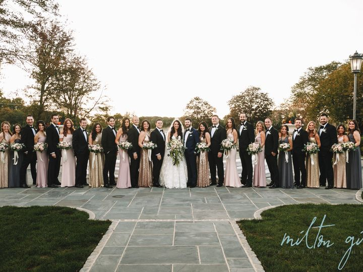 Tmx Bridal Party October 51 922076 East Brunswick, NJ wedding venue