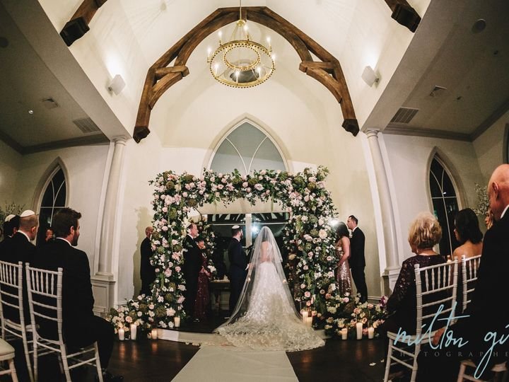Tmx Chuppah 51 922076 East Brunswick, NJ wedding venue