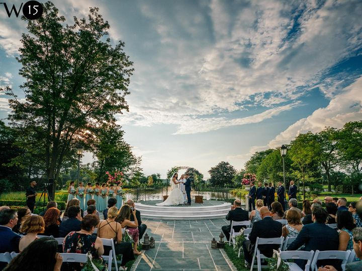 Tmx Outdoor Ceremony Long Shot 51 922076 East Brunswick, NJ wedding venue
