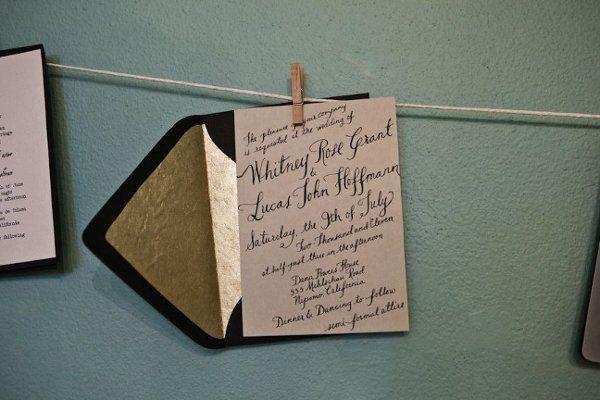 Tmx 1333053279619 Paperskysm59 San Luis Obispo wedding invitation