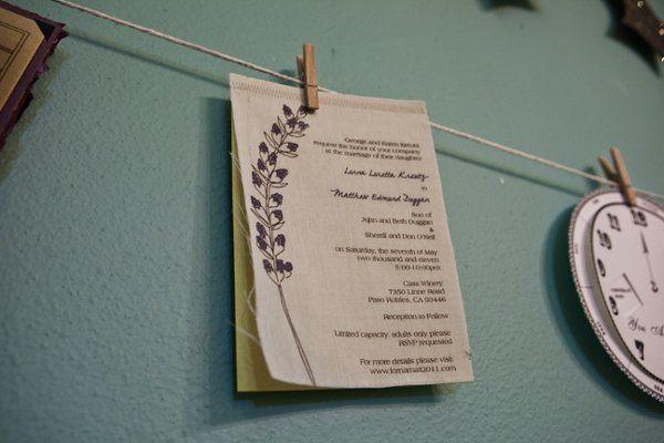 Tmx 1333053312510 Paperskysm62 San Luis Obispo wedding invitation