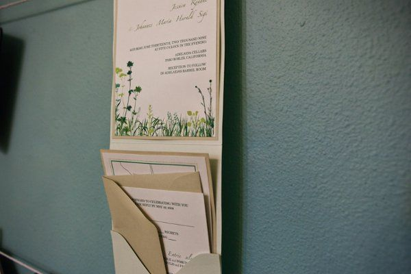Tmx 1333053382091 Paperskysm70 San Luis Obispo wedding invitation