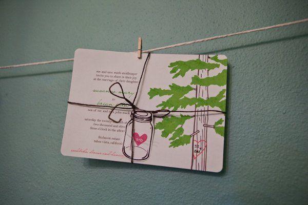 Tmx 1333053389348 Paperskysm71 San Luis Obispo wedding invitation
