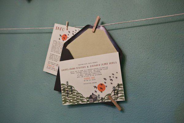 Tmx 1333053405189 Paperskysm73 San Luis Obispo wedding invitation