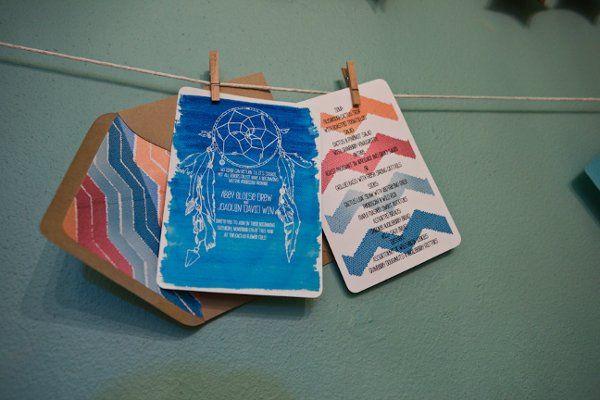 Tmx 1333053438057 Paperskysm77 San Luis Obispo wedding invitation
