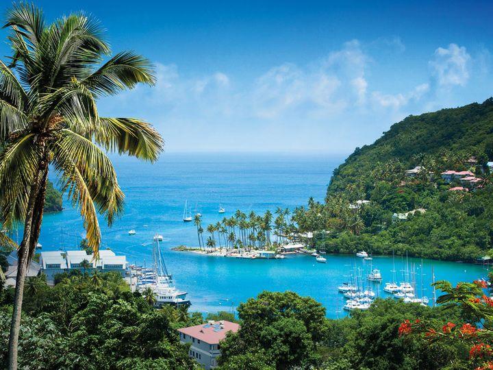 Tmx St Lucia3 51 372076 Cuyahoga Falls wedding travel