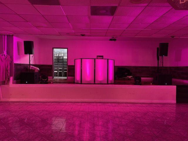 Basic pink theme set-up