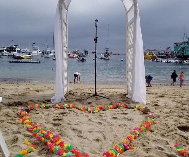 Beach Weddings.