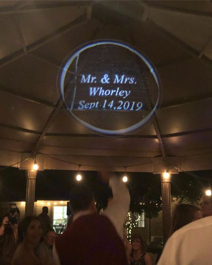 Congrats Mr. & Mrs. Whorley!