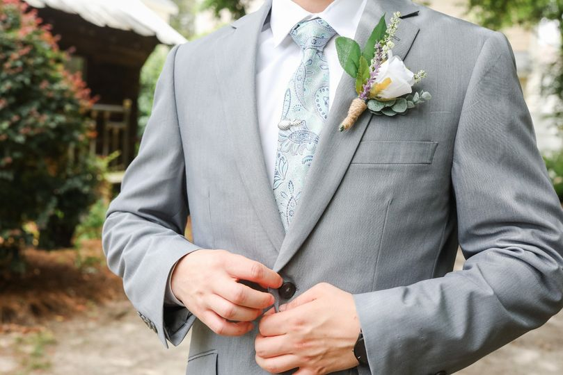 Groom style perfection.