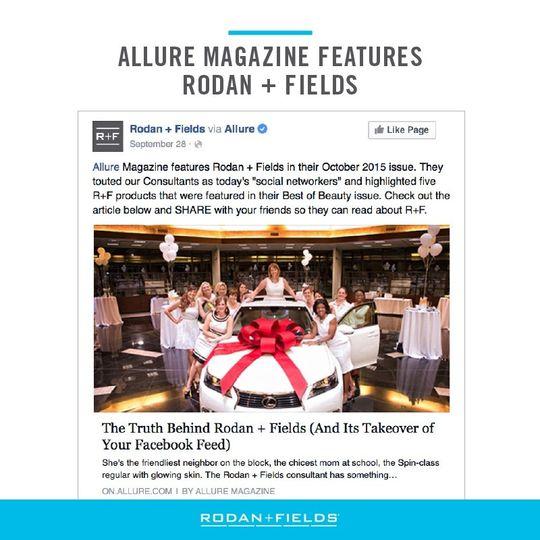 press allure magazine