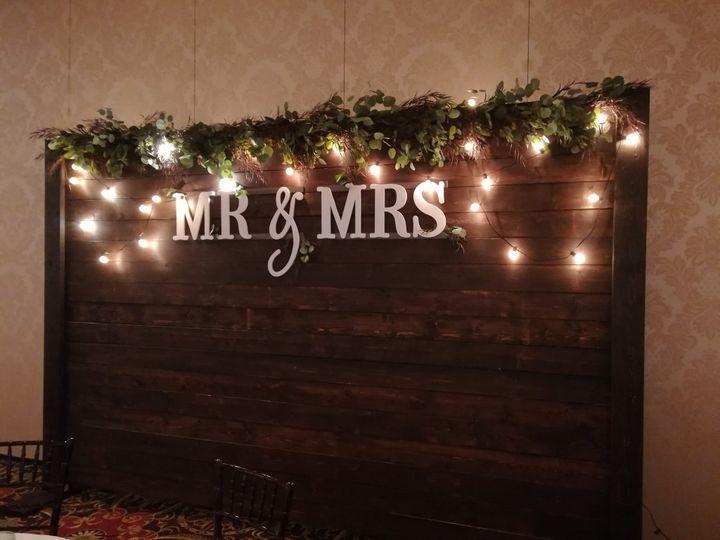 Mr & Mrs Wall