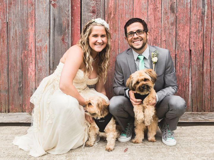 Tmx 1434035975562 Fiddle Lake Farm Wedding Puppy Love Perkasie wedding planner