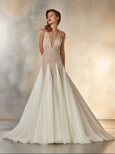 Pronovias Mary's Bridal UT