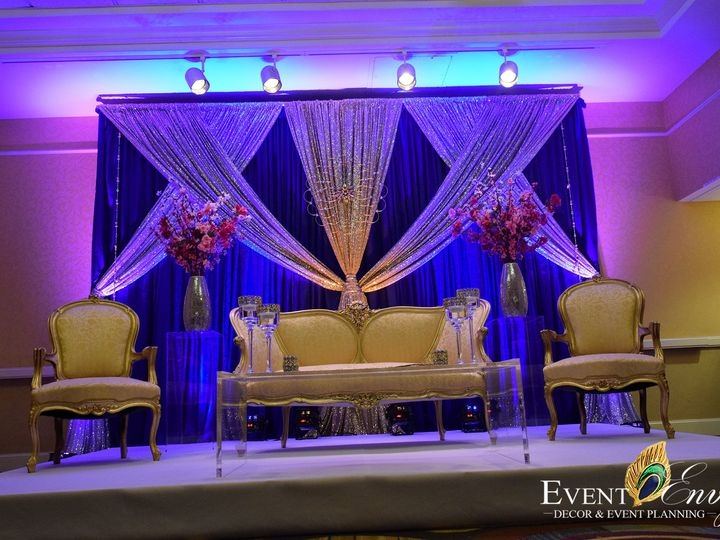 Tmx 1468893221814 Small Elegant Wedding Stage Reston, VA wedding eventproduction