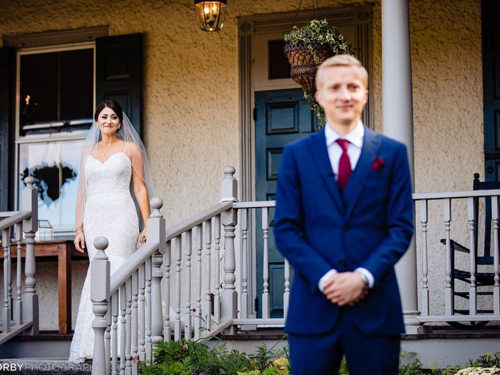 Tmx First Look Morby Photography 51 728076 162014661448578 Glenmoore, PA wedding venue