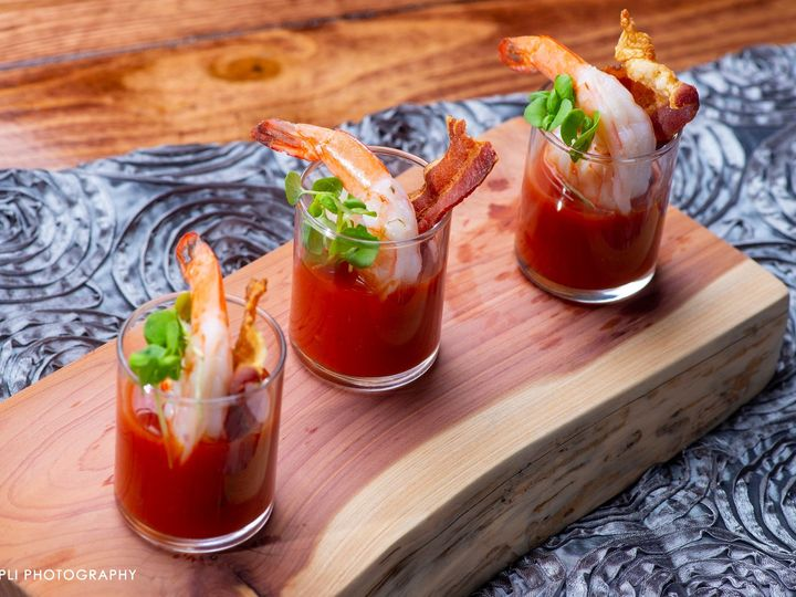Tmx Jsc Bloody Mary Shrimp Shooter With Smoked Bacon Campliphoto 51 728076 158517311915857 Glenmoore, PA wedding venue