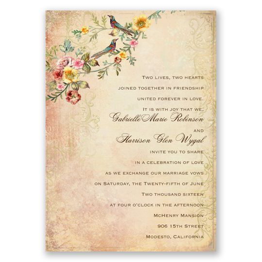 Invitations By Dawn - Invitations - SERVING BRIDES NATIONWIDE ...
