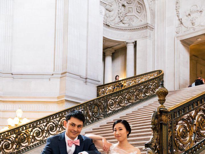 Tmx Annaandclay Wedding Sfcityhall 08282018 016a5237 Rt 51 1000176 Oakland, CA wedding beauty