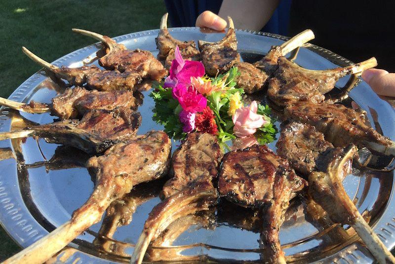 Rosemary + Garlic Lamb Chops
