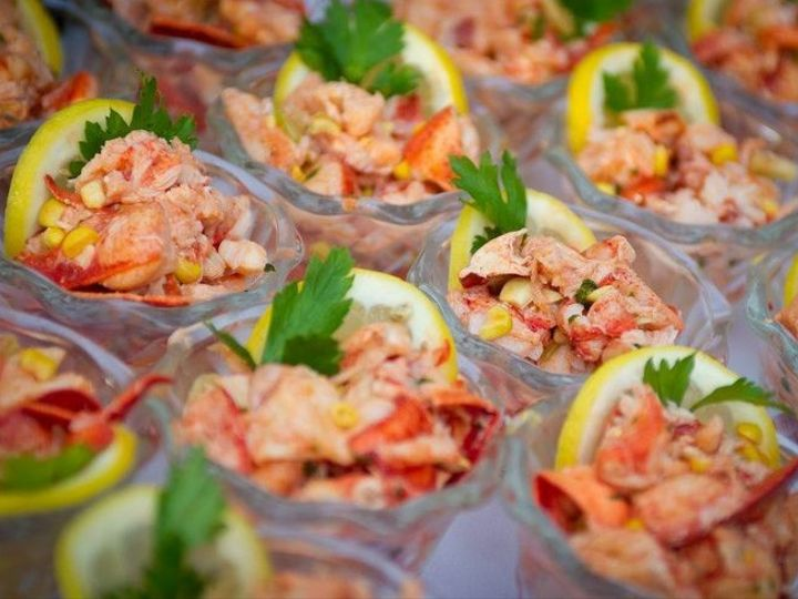 Tmx 1446326312716 Lobster Salad York Harbor, ME wedding catering