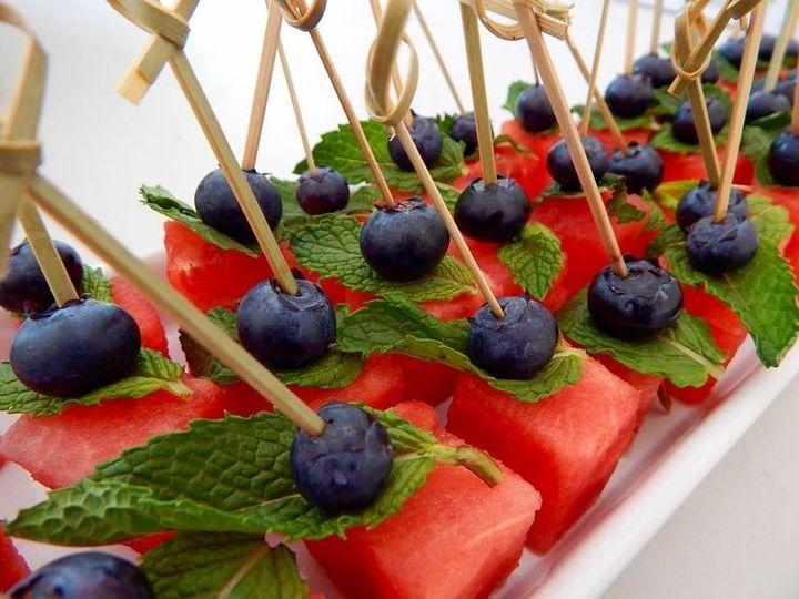 Tmx 1446326420836 Watermelon York Harbor, ME wedding catering