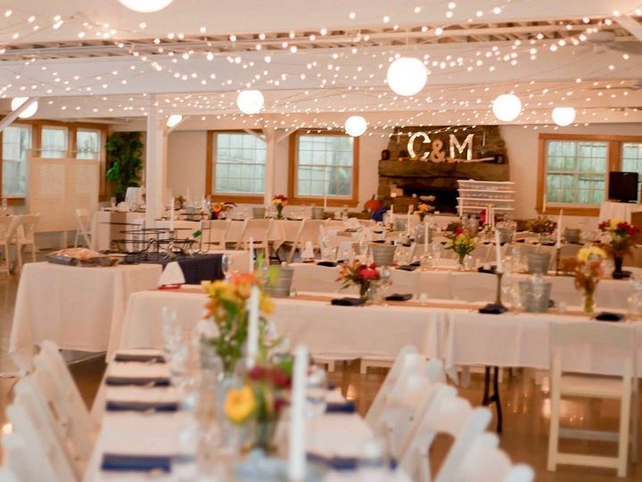 Tmx 1477711237784 Fosters Clambakes And Catering Time And Michael Sa York Harbor, ME wedding catering